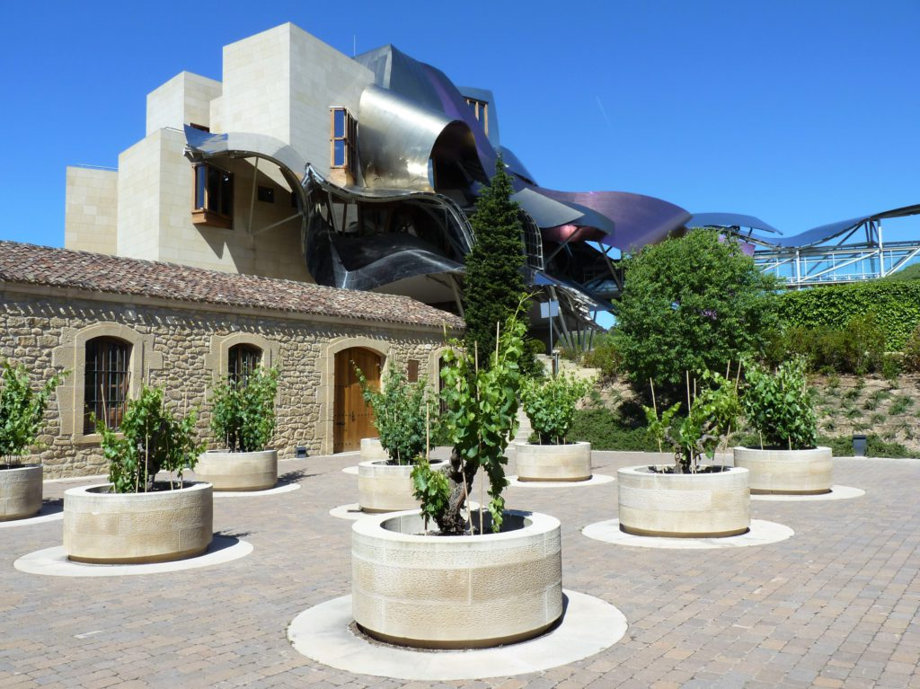 Winery Hotel Marques Riscal